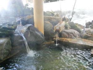 エンゼルグランディア越後中里の露天風呂1