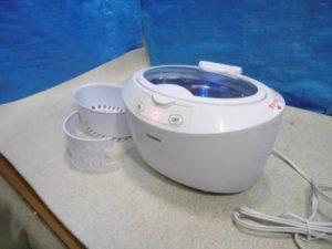 ツインバード 超音波洗浄器 ホワイト EC-4518W