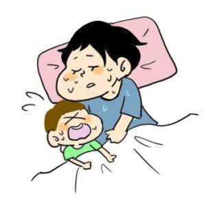 熱帯夜 寝苦しい