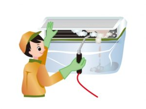 エアコン クリーニング業者