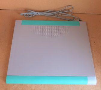 音波式足温器 デスクスパ1