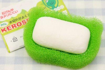 石鹸置き スポンジタイプ